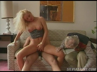 "Silvia Saint in ""Silvia Does It Again""...."